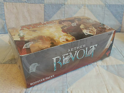 Aether Revolt Booster Box - New & Sealed - Magic The Gathering
