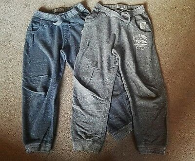Set of two jogging bottoms from Tu for boy age 7 years old