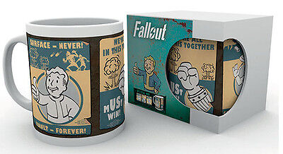 Fallout 4 - Tasse Vault Posters