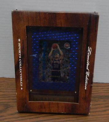SCA Vintage Sports Plaques LTD Edition Grant Hill Trading Card 6X8 Plaque BOXED