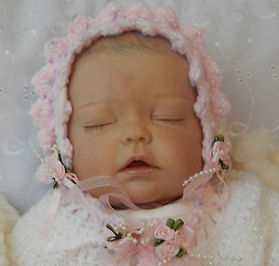 Reborn Baby Girl  ~ from the Leni Sculpt by Didy Jacobsen