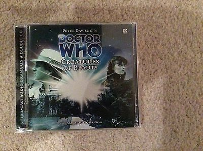 Doctor Who - Big Finish - Creatures of Beauty - CD