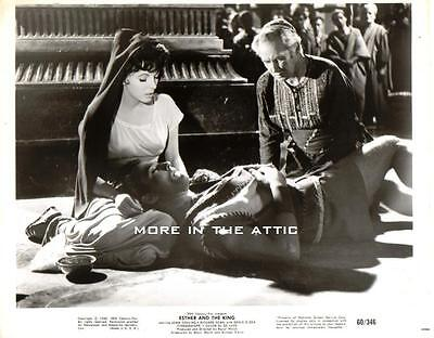 Joan Collins At Age 27 Original Esther And The King Still #3