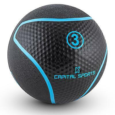 PROMO MEDECINE BALL EXERCICES PHYSIQUES ABDOS ENTRAINEMENT FITNESS Training 3KG