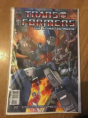 Signed Transformers Comic!