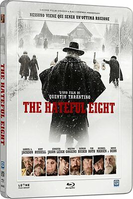 The Hateful Eight   Blu Ray    Steelbook Ltd   Blue-Ray