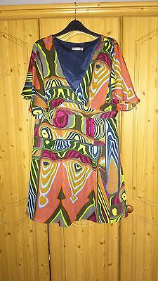 Ladies South  Dress Size  Uk 16 In Very Good Condition