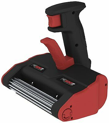 NEW SKINZIT Electric Fish Skinner, 7.25 x 6 x 7.45-Inch, Black/Red FS1000A