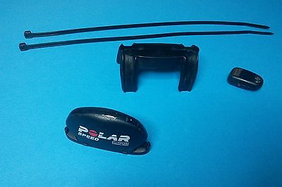 Polar CS500 WIND Speed Sensor with magnet and rubber fork mount
