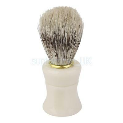 Durable Shaving Shave Brush For Smoother Shaves More & Longer Bristles