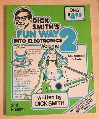 DICK SMITH's Fun Way Into Electronic Volume 2 (Educational & Safe)