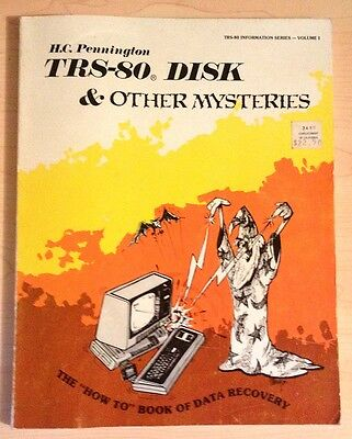 Trs-80 Disk & Other Mysteries