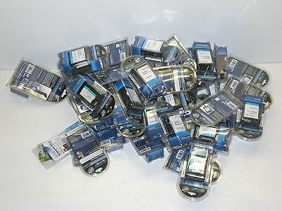 Wholesale lot of 55 New Various Extended Cell Phone Batteries with Chargers