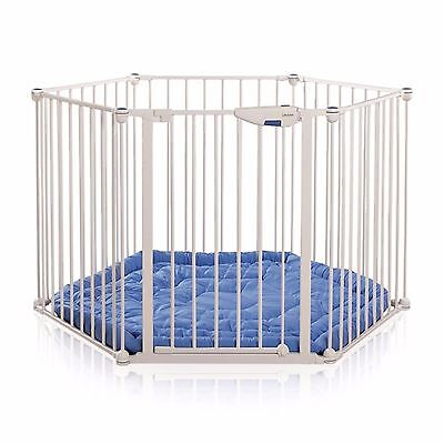 Lindam Safe & Secure Playpen with Mat - Used