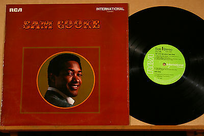 SAM COOKE-The Late And Great-/UK '70 green RCA (INTS 1080) Original 1st press LP