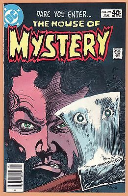 HOUSE OF MYSTERY #276 DC Comics Horror HIGH GRADE HUGE SCANS!!