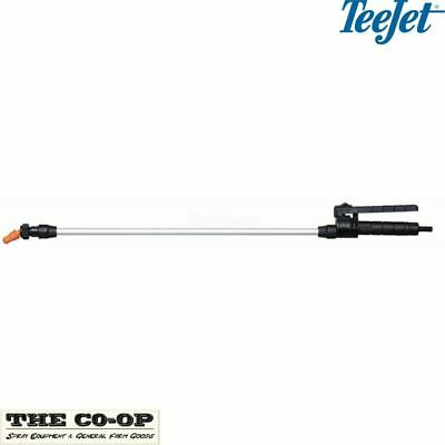 TeeJet TriggerJet, Spray Lance, Wand, with adjustable spray pattern