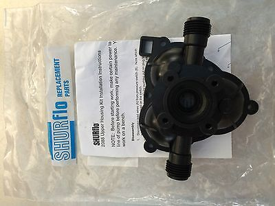 Shurflo 12 volt 2088 pump housing, genuine replacement