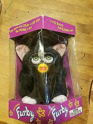 Furby 1998 Model 70-800 Tiger Electronics Ltd BRAND NEW NEVER REMOVED FROM BOX