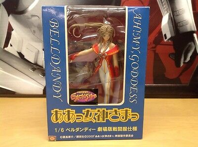 Ah! My Goddess Belldandy Previews Exclusive Red Variant 1/6 Scale PVC Figure