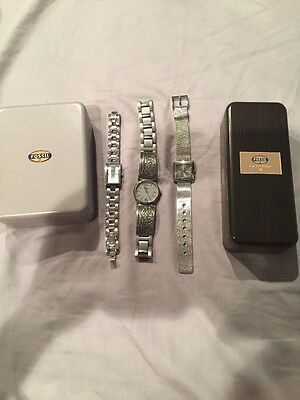 Lot Of Women's Watches Fossil DKNY
