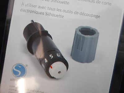 NEW SILHOUETTE Replacement Blade for Silhouette Electronic Cutting Tools