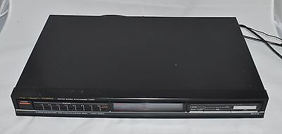 Vintage Fisher Studio Standard FM-271A AM/FM Stereo Synthesizer Tuner Works