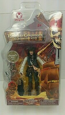 Pirates Of The Caribbean At Worlds End Jack Sparrow 6 Inch New Seal