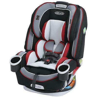 Graco 4Ever All-in-One CAR SEAT, InRight Latch System BABY BOOSTER, Cougar