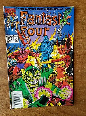 Fantastic Four #378 Marvel July 1993 Very Fine