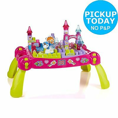 Mega Bloks First Builders Lil' Princess Fairytale Table:The Official Argos Store
