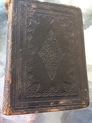 The Holy Bible Old And New Testaments 1891