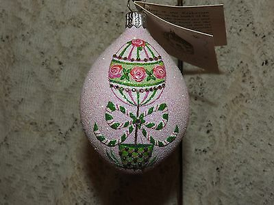 Patricia Breen Neiman Marcus Exclusive Jeweled Topiary Easter Egg