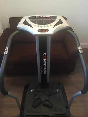 Confidence Power Plate Vibration Plate -Flabulos Type Exercise Machine