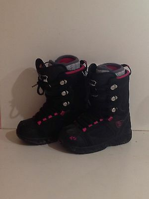 Women's Prion 32 Snowboard boots size US7