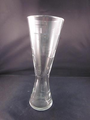 Waterford Crystal Glass Vase Vintage 23Cm Tall