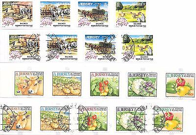 Jersey. Min. Postage Paid Stamps. Mint/Used. 2003.