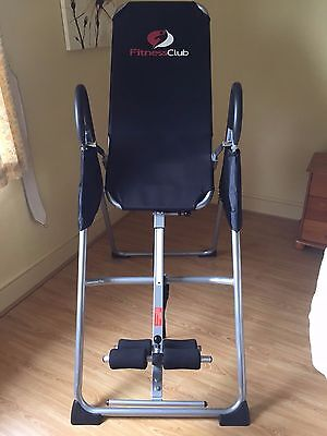 Inversion Table Back and Neck relief - barely used