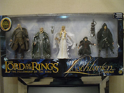 Lord of the Rings figures (new)