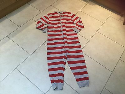 Boys Striped Onesie Age 12 Years