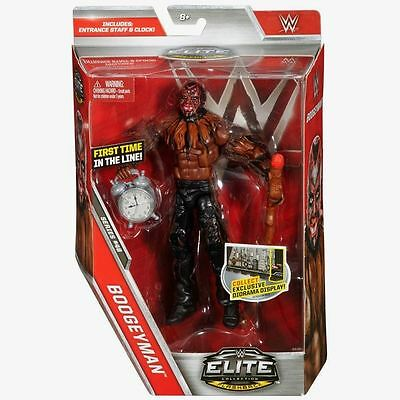 Boogeyman with Entrance Staff and Clock - Elite Series 48 - WWE Action Figure