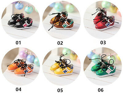Doll Shoes Sports Shoes Sneakers shoes Doll Accessories Fit for 1/6 Dolls