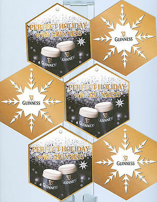 6 Guinness Sottobicchieri identico Giapponese  Export Japon N°02