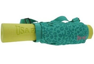 Usa Pro   Gym Mat Strap Bag   Aqua/pink      With Tags     New Condition