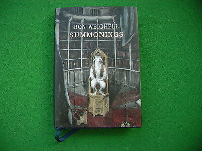 Summonings Ghost Stories By Ron Weighell Sarob Press
