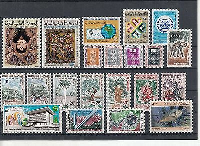 K 49828/ Afrika Lot / Mixture ** MNH Mauritanie