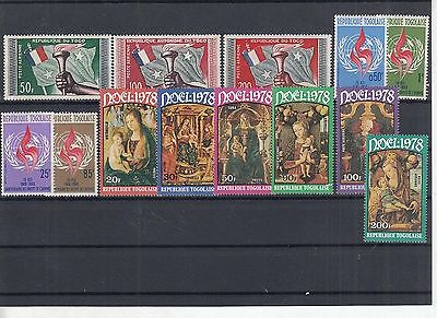 K 49836/ Afrika Lot / Mixture ** MNH  Togo