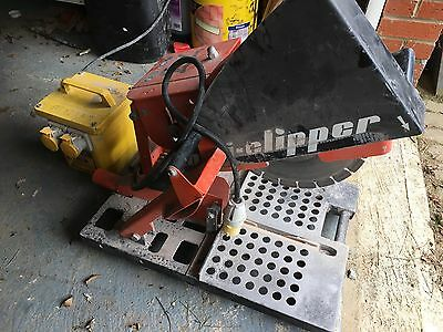 clipper brickweve bench saw