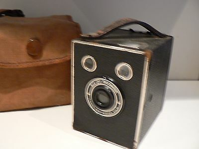 Six-20 'brownie' Vintage Collectable Box Camera - Portraits Model