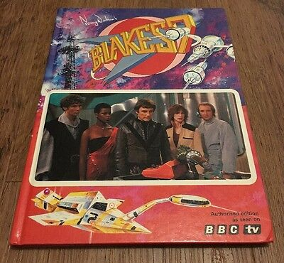 BLAKES 7 ANNUAL 1981 excellent condition unclipped